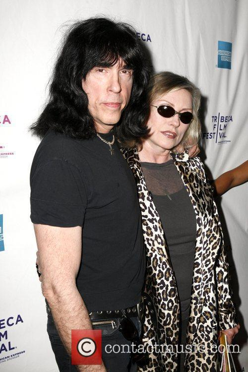 Marky Ramone and Deborah Harry 3