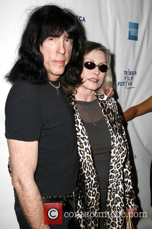 Marky Ramone and Deborah Harry 2