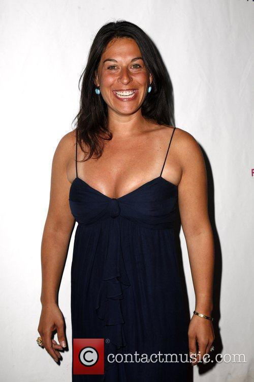 Mandy Stein The premiere of 'Burning Down The...