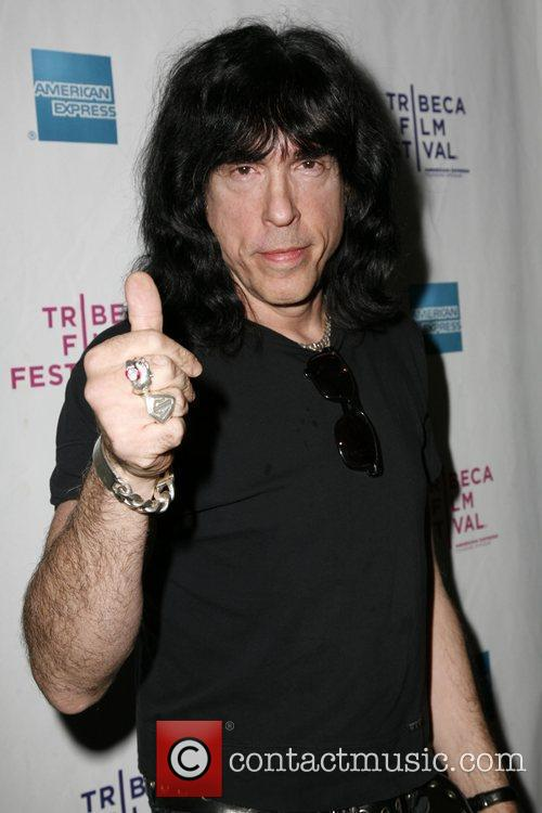Marky Ramone The premiere of 'Burning Down The...