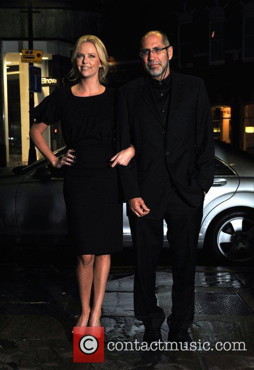 Charlize Theron and Guillermo Arriaga 3