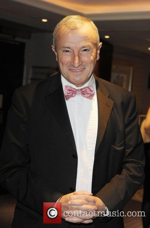 Jim Rosenthal The Marriott Burns Night in aid...