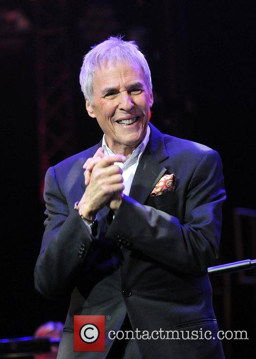 Burt Bacharach performs at the Electric Proms at...