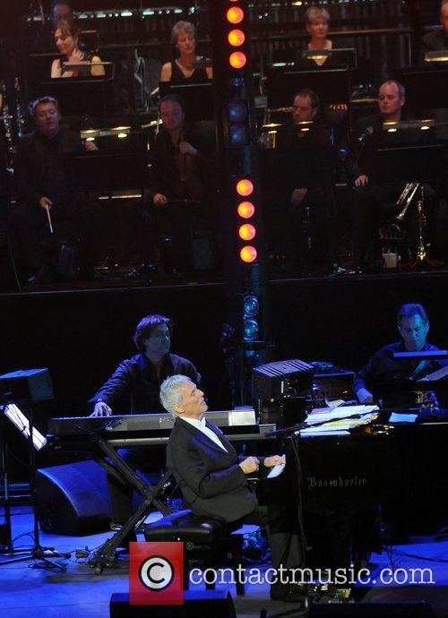 Performing at the Electric Proms at the Roundhouse