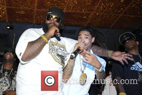 Rick Ross and Triple C performing at 'Power...