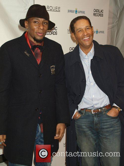 Mos Def and Bryant Gumbel New York Premiere...