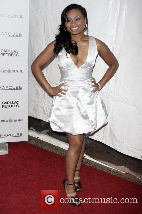 Chyna Layne New York Premiere of 'Cadillac Records'...