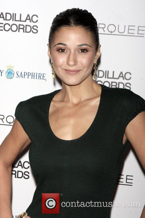 Emmanuelle Chriqui New York Premiere of 'Cadillac Records'...