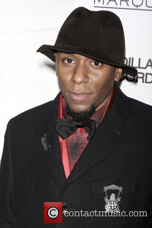 Mos Def New York Premiere of 'Cadillac Records'...