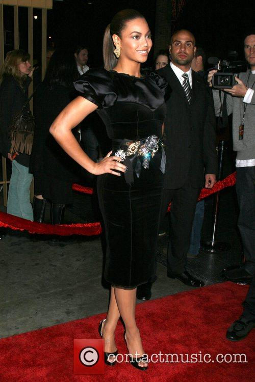 Beyonce Knowles 4