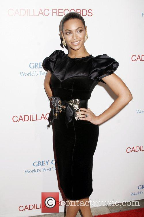 Beyonce Knowles, Egyptian Theater