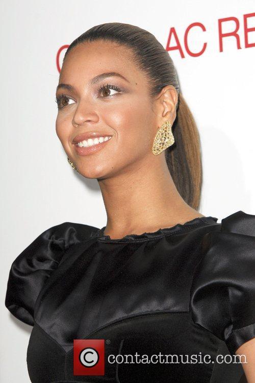 Beyonce Knowles 25