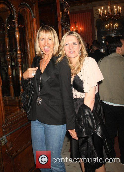 Carol Mcgiffin and Jackie Brambles Of Loose Women 6