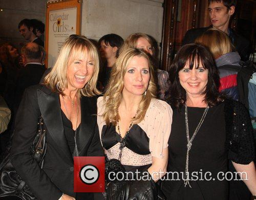 Carol Mcgiffin, Jackie Brambles and Coleen Nolan Of Loose Women 3