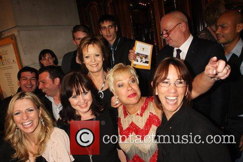Jackie Brambles and Andrea Mclean 7