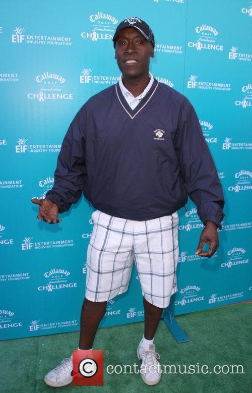 Don Cheadle Callaway Golf Foundation Challenge benefiting Entertainment...
