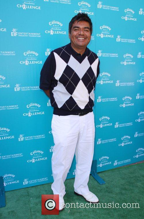 George Lopez Callaway Golf Foundation Challenge benefiting Entertainment...