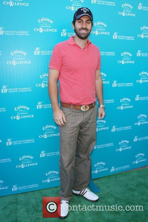 Josh Kelly Callaway Golf Foundation Challenge benefiting Entertainment...