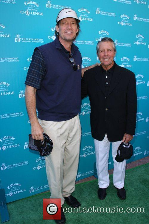 Kevin Sorbo and Gary Player 5