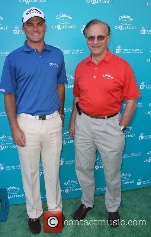 Nicholas Thompson and George Fellows Callaway Golf Foundation...