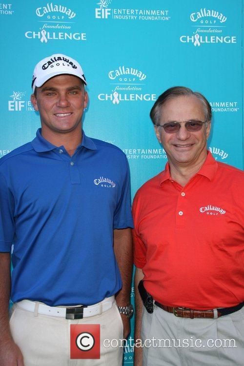 Callaway Golf Foundation Challenge benefiting Entertainment Industry Foundation...