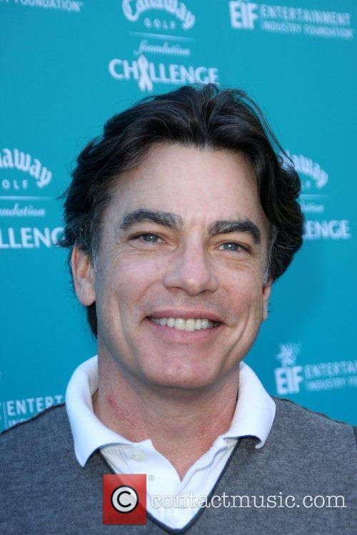 Peter Gallagher Callaway Golf Foundation Challenge benefiting Entertainment...