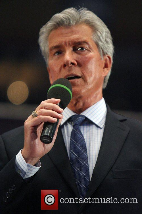 Michael Buffer Final Weigh-In for 'Battle of the...