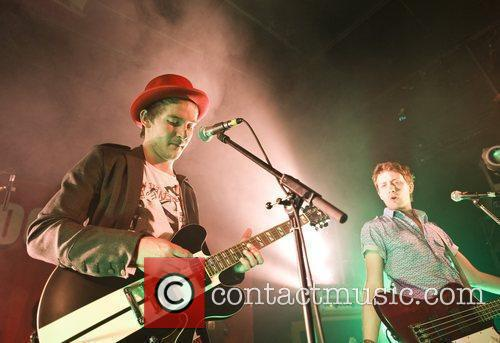 The Holloways performing live at the Bull &...