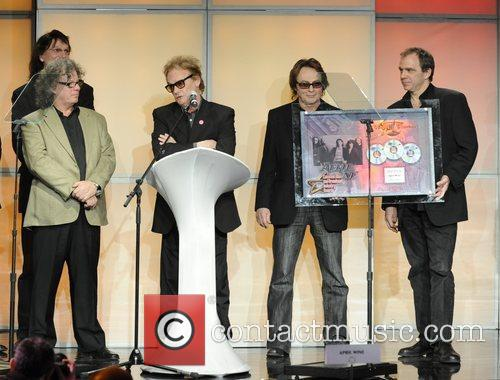 April Wine,  inducted into the Hall of...