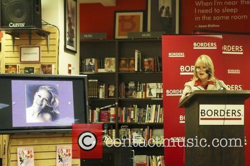 Candy Spelling  at the book signing for...