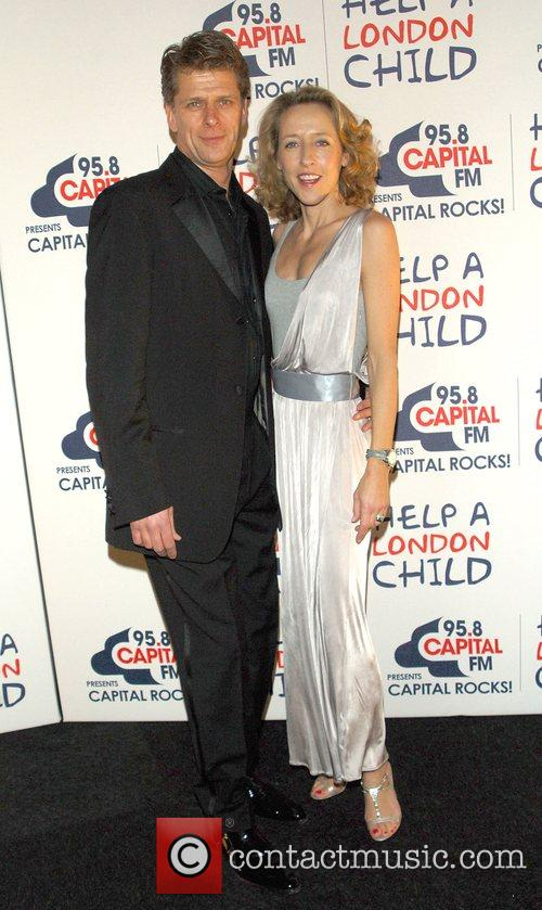 Andrew Castle and Guest Capital Radio's Christmas event,...