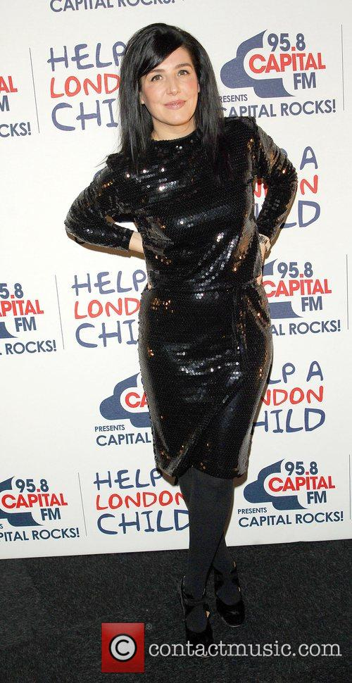 Capital Radio's Christmas event, which includes champagne reception,...
