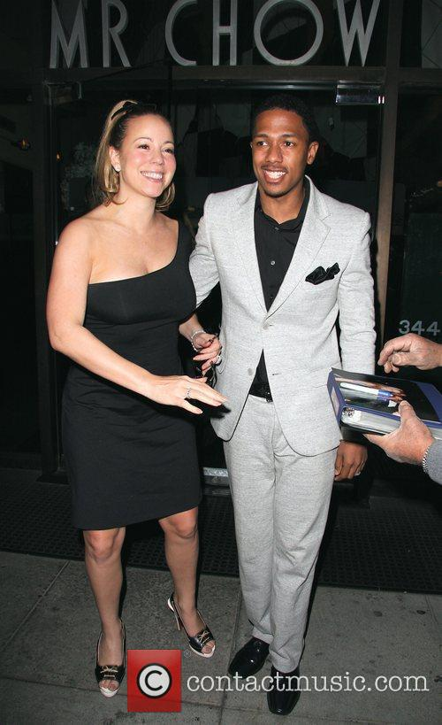 Mariah Carey and Nick Cannon 8
