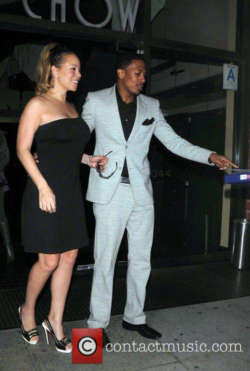 Mariah Carey and Nick Cannon 11