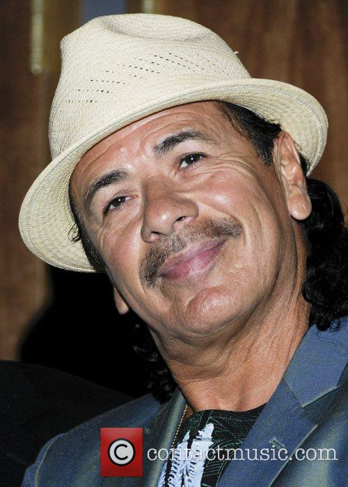 Carlos Santana and Las Vegas 4