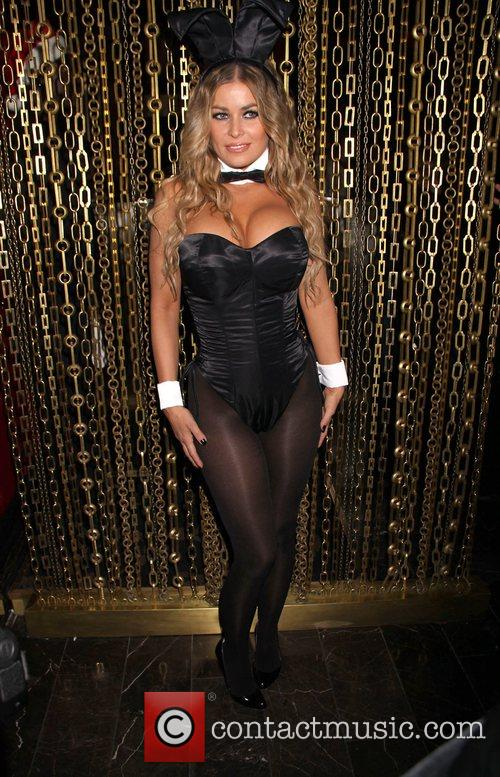 Carmen Electra and Playboy 1