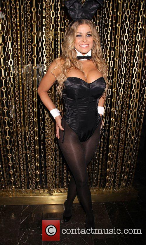 Carmen Electra and Playboy 3