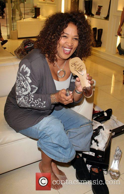 Kim Whitley Carmen Steffens' the month long 'These...