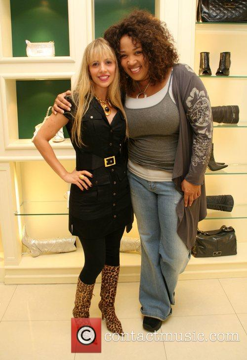 Carmen Steffens' the month long 'These Boots were...