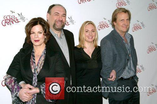 Marcia Gay Harden, James Gandolfini and Marcia Gay 3