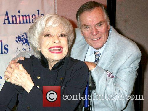 Carol Channing and Peter Marshall 3