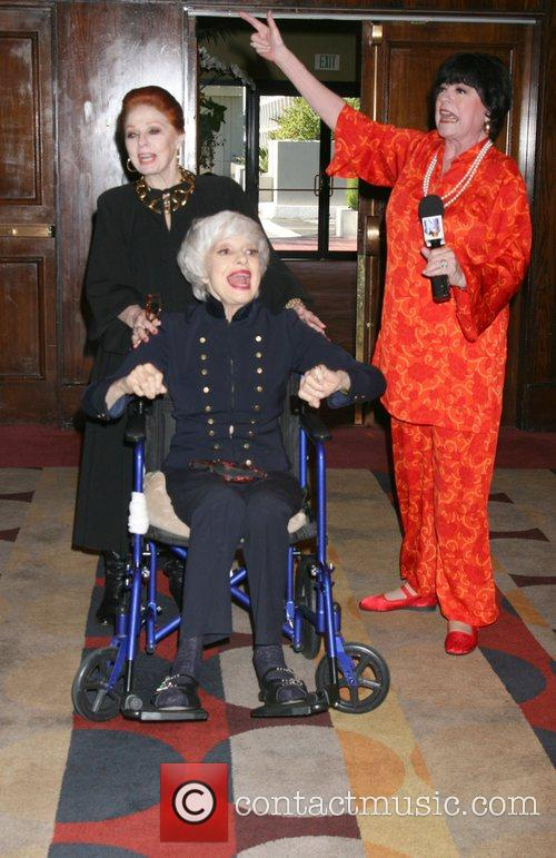 Carol Cooke and Carol Channing 3