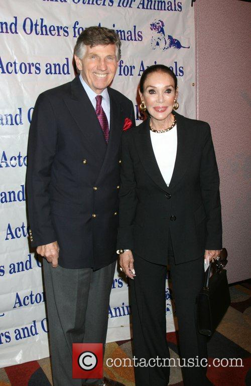 Gary Collins and Mary Ann Mobley  Actors...