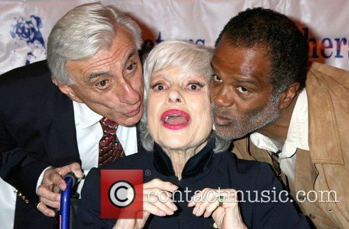 Jamie Farr, Carol Channing and Ted Lange...