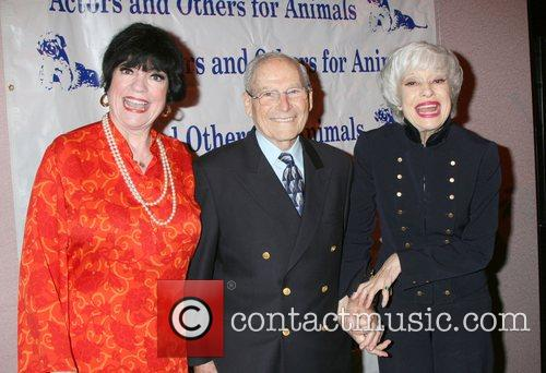 Jo Anne Worley and Carol Channing  Actors...