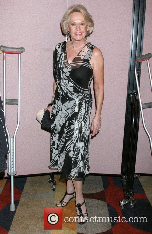 Tippi Hedren and Carol Channing 2