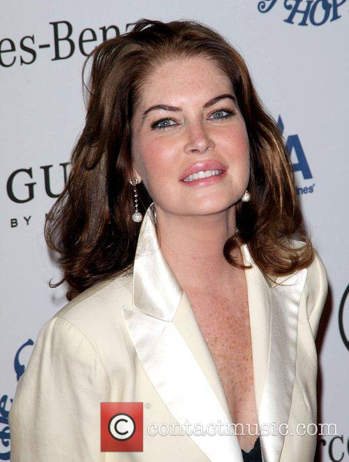 Lara Flynn Boyle and Barbara Davis 2