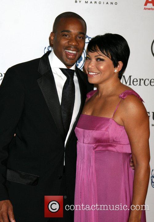 Tisha Campbell and Duane Martin