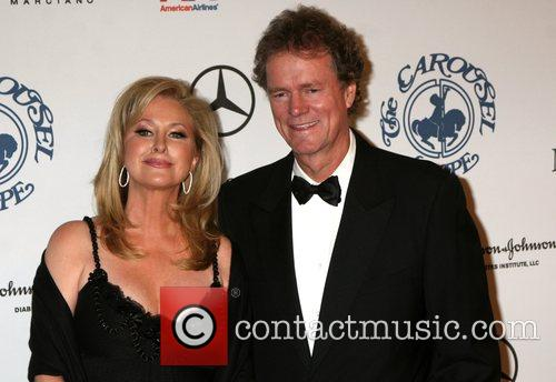 Kathy Hilton and Rick Hilton 4
