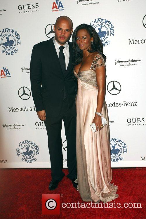 Stephen Belafonte and Melanie Brown 8